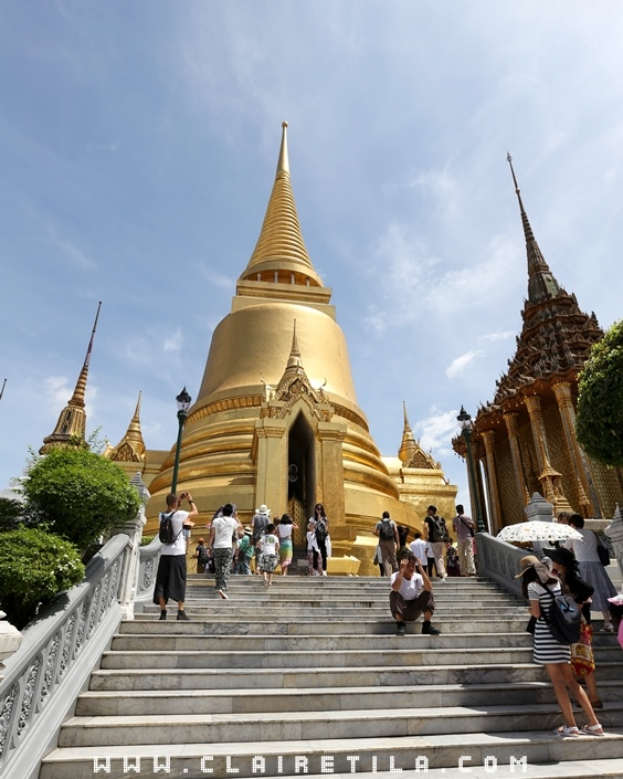 大皇宮與玉佛寺Grand Palace and Wat Phra Keaw  (20).JPG