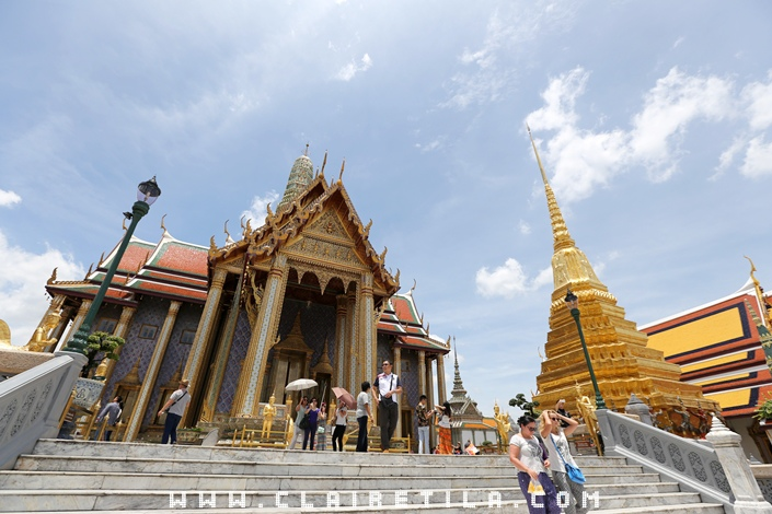 大皇宮與玉佛寺Grand Palace and Wat Phra Keaw  (27).JPG