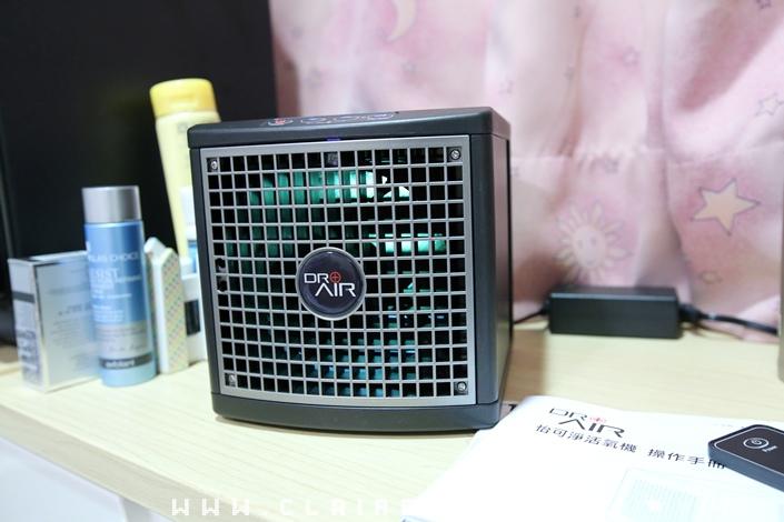 Dr.Air 空氣醫生 Q-Cube 怡可淨空氣清淨機 (45).JPG