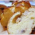 核桃乳酪麵包1