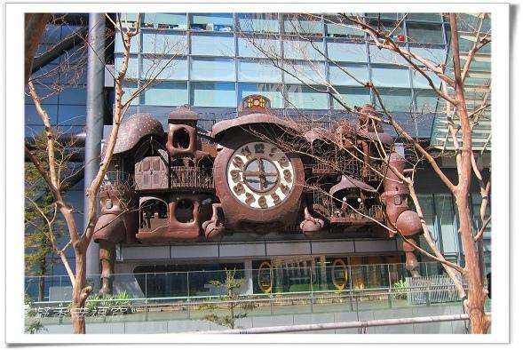 汐留車站、台場