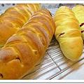 桑葚乳酪麵包4