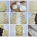 桑葚乳酪麵包3