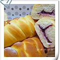 桑葚乳酪麵包1
