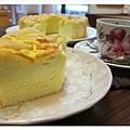 蘋果花蛋糕