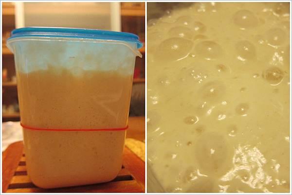 天然酵母籐籃麵包