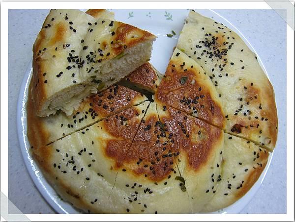 芝麻香蔥烙餅