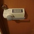 不需要鑰匙~只要記住六碼數字就可以了
