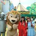 獅子好可愛呀*^^*
