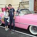 我們和粉紅車