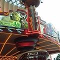 史瑞克和芝麻街劇場