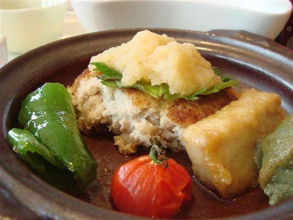 豆腐漢堡*^^*