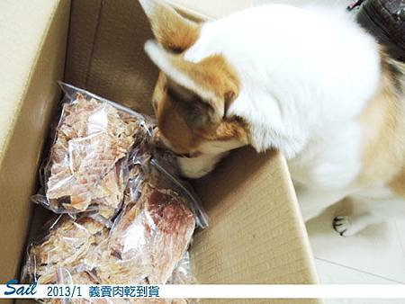 20130131-義賣肉乾02