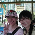 Teacher Zhen from Guang-fu Branch & Me