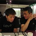 """我的兩個男朋友在""""橋""""事情...:p"""