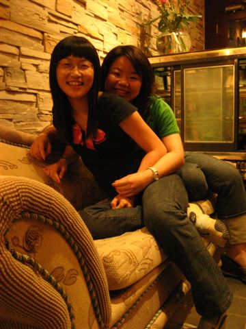 Me & Yvonne