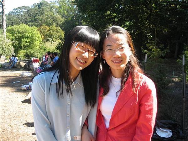 ME & Hyun-Jin Cho