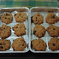 Chewy Chocolate Chip Oatmeal Cookies(from allrecipes.com)