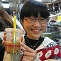 AWESOME pearl milk tea from Tian-Ren