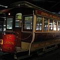 古董Cable Car展示