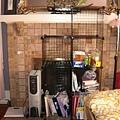 scale, heater & shelf