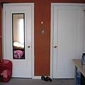 closet & door