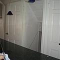 the door downstairs