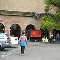 Entrance to Exploratorium