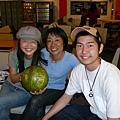 Losing team: ME, Masako & Atsushi