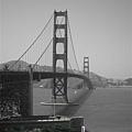 看過了霧中的國慶煙火秀...我可不想再看霧中的Golden Gate Bridge!