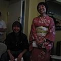 with right-hand man, Atsushi Koizumi
