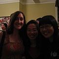 Megan, Hyun-Jin & ME