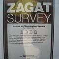 ZAGAT的調查加持
