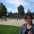 Lily & playground