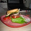 Simple Sam-Burgers