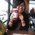Annie @ Starbucks