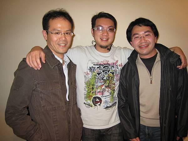 MBA三雄: Allen, Neo & Ray