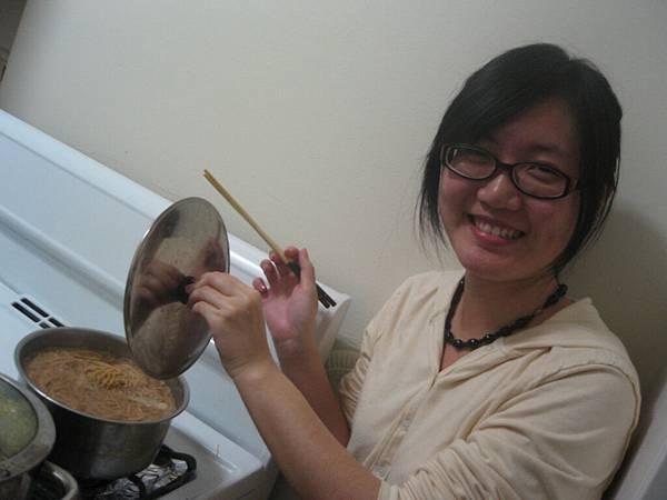 Annie & 濃濃台灣味的麵線