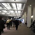 一整天就在The Colorado Convention Center裡移動來移動去