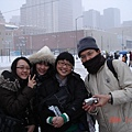 台灣幫: Tina, Lilly(from USF), ME & John
