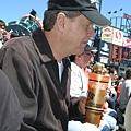 Patrick是Giants的超級球迷!