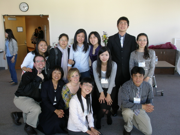 2009.5.8 M.A. TESOL Conference