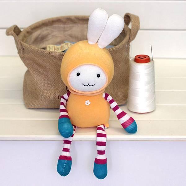 兔襪子娃娃2