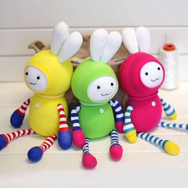 兔襪子娃娃4