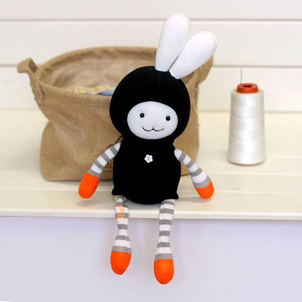 兔襪子娃娃5