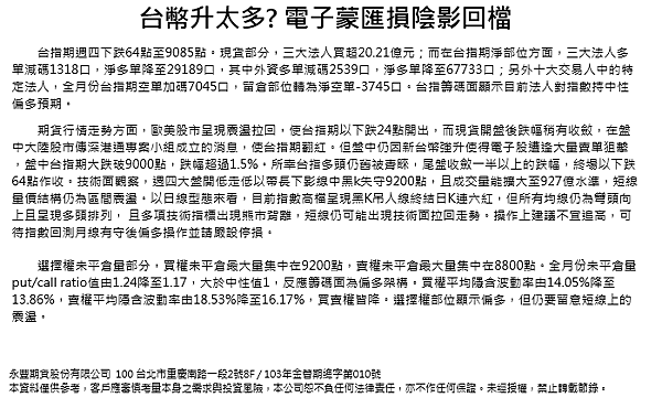 【期貨選擇權盤後資訊2016.08.11】_04