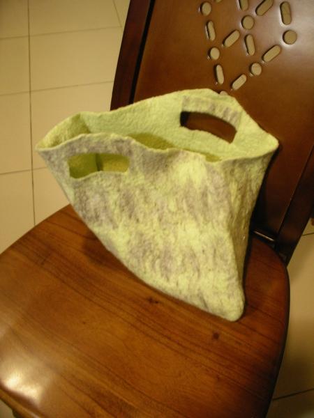 A4袋(粉灰綠)2