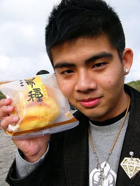 屋~~~我的湯種麵包(其實是vicky的~哈).JPG