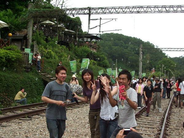 勝興車站~進山洞前