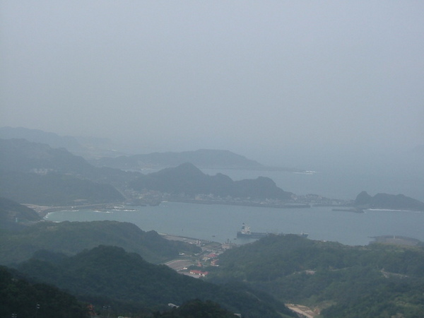 九份遠方的海景.JPG